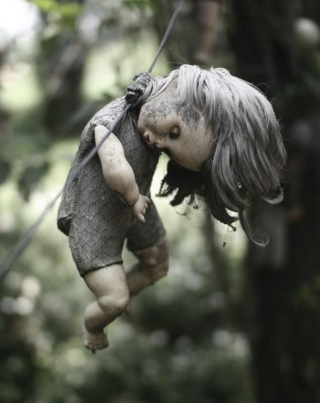 Ужасные куклы