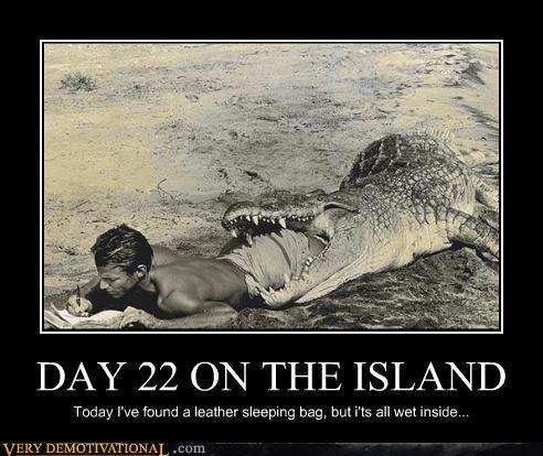 22й день на острове