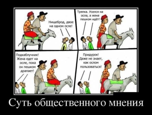 Социальные демотиваторы