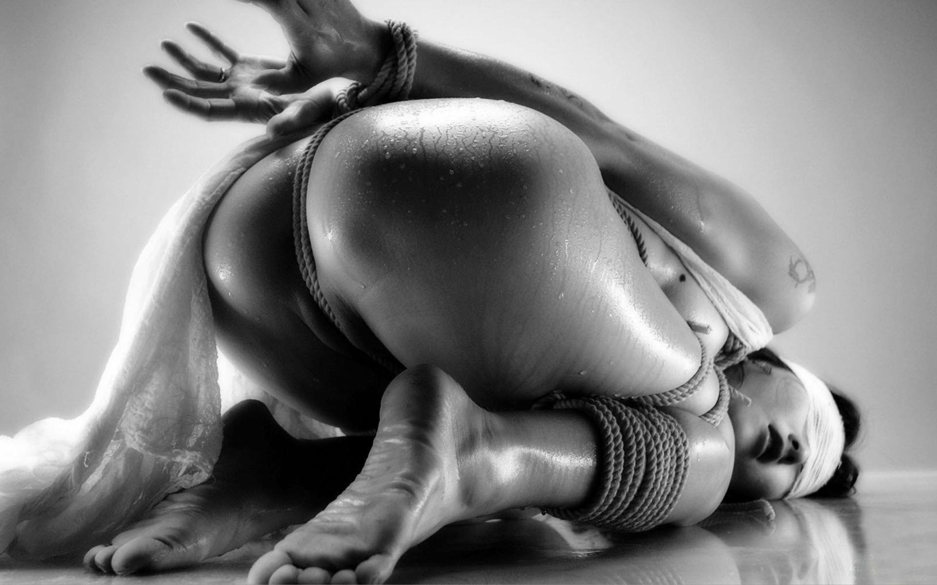 Секс с веревками